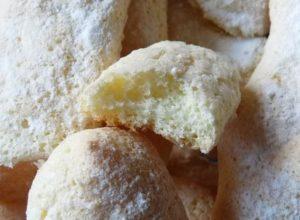 Biscuits à la cuillère ou Boudoirs