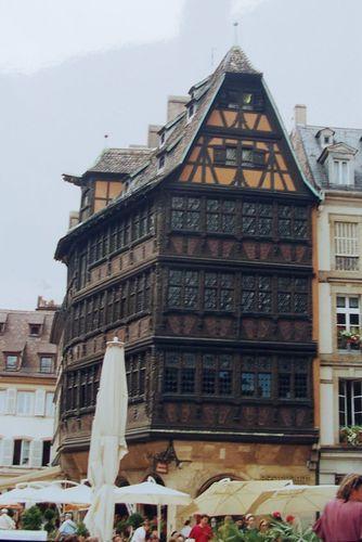 maison alsacienne strasbourg