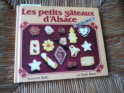 les petits gâteaux d'Alsace