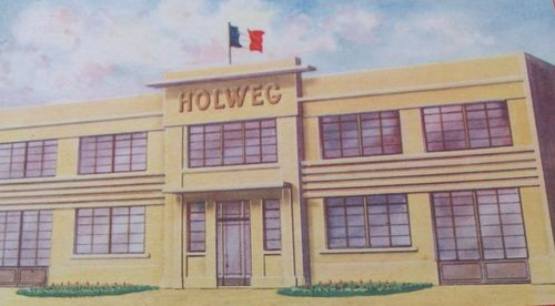 usine holweg - alsace