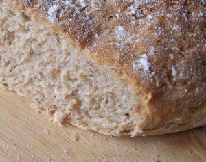 pain complet au seigle