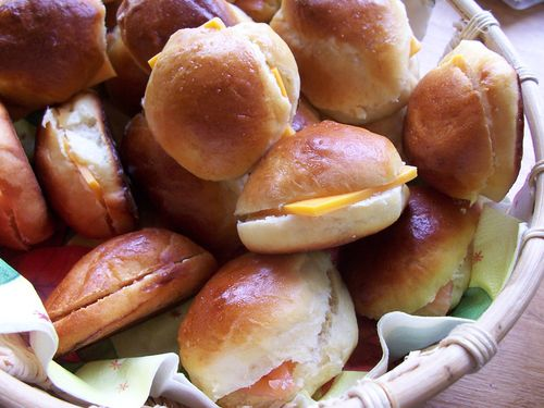 pains au lait - navettes
