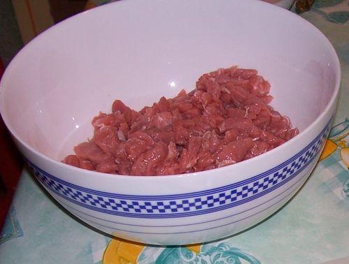 marinade pour le pâté lorrain