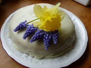 le gâteau vert-vert de Monet