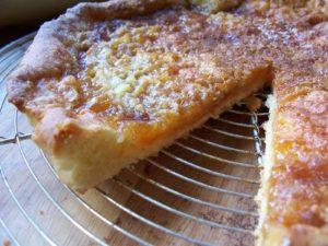 Tarte au chuque : la tarte au sucre du Nord